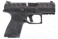 "Beretta APX Compact Semi Auto Pistol, 9mm, 3.7"" Barrel, Black, 13rd Mags, New."
