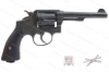 "Smith & Wesson 38/200 - K-200 British Service Revolver, 38 S&W, 5"" Barrel, C&R, VG, Used, S&W."
