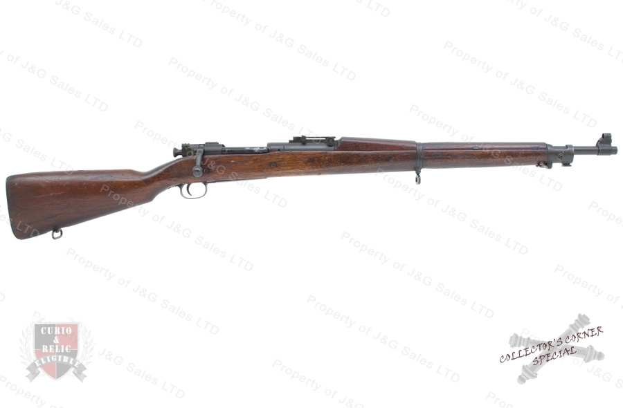 Springfield 1903 Bolt Action Rifle, 30-06, HS 8-44 Barrel, C&R, Early Serial Number GSS, Used.