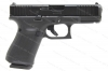 Glock 19 MOS 9mm Gen 5 Semi Auto Pistol, Modular Optics System, Black, New.