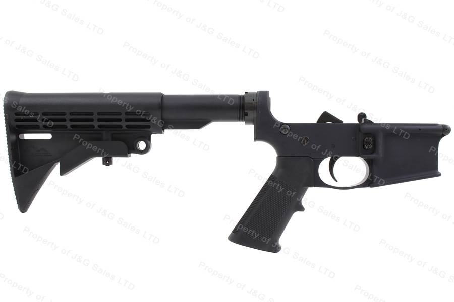 Anderson Arms AM-15 Complete Lower Receiver, AR-15 Multi Cal, with Integral Trigger Guard, New.
