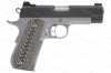 Kimber Pro Aegis Elite Semi Auto Pistol, 45ACP, Black Slide, Stainless Steel Frame, Fiber Optic Sights, New.