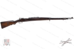 "Czech 98/22 Mauser Bolt Action Rifle, 8x57, 29"" Barrel, Turkish Markings, C&R, G-VG, Used."