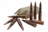 7.62x54R Com-Bloc 1980's Production, 147gr, FMJ, 20rd Pack.