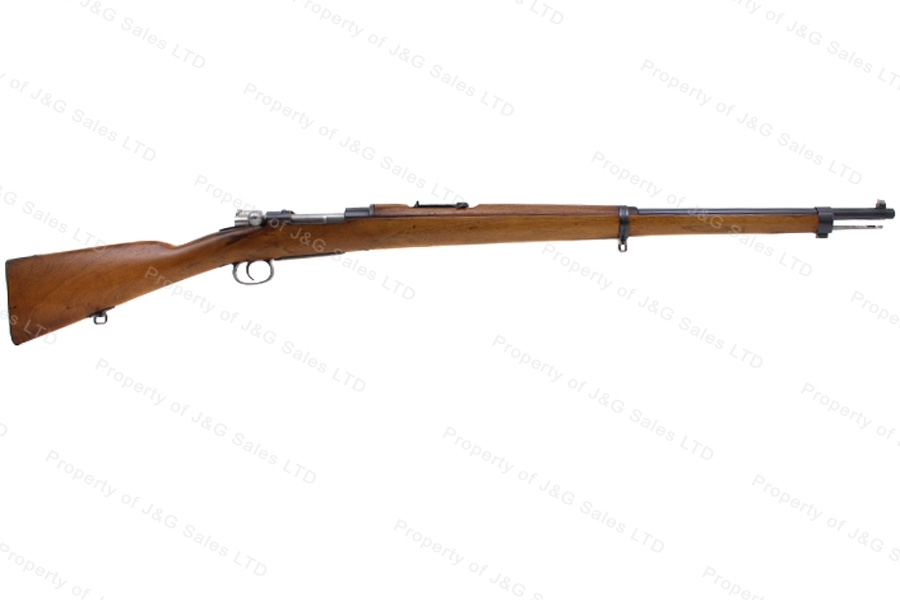 "Chilean 1895 Mauser Bolt Action Rifle, 7x57, 29"" Barrel, Antique Non-Firearm, VG, Used."