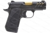 "Kimber Micro 9 ESV Semi Auto Pistol, 9mm, 3.2"" Barrel, Black Kimpro II Finish, Night Sights, New."