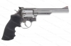"Taurus 66 Revolver, 357 Magnum, 6"" Barrel, Stainless, VG, Used."