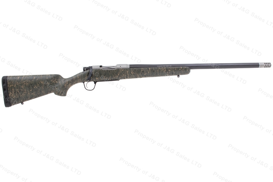 "Christensen Arms Ridgeline Bolt Action Rifle, 300 WSM, 24"" Carbon Fiber Barrel, New."