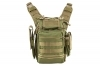 VISM First Responder Bag, EDC Tactical Bag, Tan and Green, New.