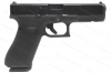Glock 17 MOS 9mm Gen 5 Semi Auto Pistol, Modular Optic System, Black, New.