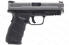 "Springfield Armory XD9 Mod 2 Semi Auto Pistol, 9mm, 4"" Barrel, Stainless Slide, New."