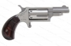 "North American Arms NAA Mini Revolver, 22LR / 22 Magnum, 1 5/8"" Barrel, Stainless, New."