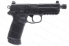 "FNH FNX-45 Tactical Semi Auto Pistol, 45ACP, 5.3"" Threaded Barrel, Night Sights, Black, New."