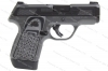 "Kimber EVO SP Custom Shop Semi Auto Pistol, 9mm, 3.16"" Barrel, Black Slide, Gray Frame, Night Sights, New."