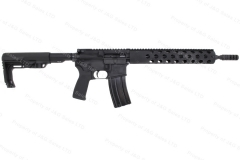 "Radical Firearms AR15 Semi Auto Rifle, 5.56/223, 14.5"" Barrel, Permanent Muzzle Brake, MFT Stock, New."