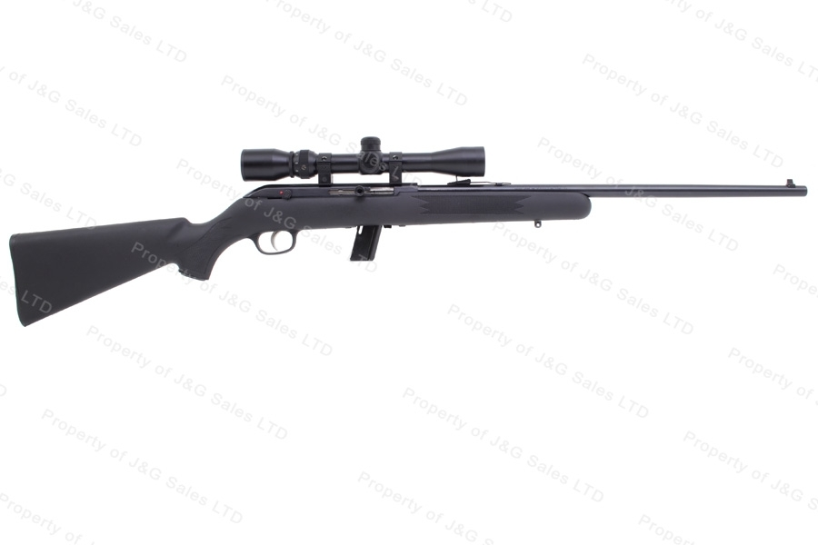 "Savage 64F Semi Auto Rifle, 22LR, 21"" barrel, Excellent, Used."