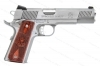 "Springfield Armory 1911 A1 Semi Auto Pistol, 45ACP, 5"" Barrel, Stainless, VG, With Gear, Used."