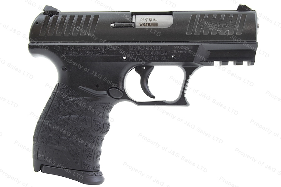 "Walther CCP M2 Semi Auto Pistol, 9mm, 3.5"" Barrel, Black, New."