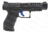 "Walther PPQ Q5 Semi Auto Pistol, 9mm, 5"" Barrel, Black, Polymer Frame, Optic Ready, New."