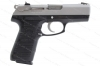 Ruger® P95DC™ Semi Auto Pistol, 9mm, Stainless Slide, Black Frame, VG+, Used.