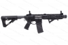 "Spikes Tactical Compressor SBR, 5.56/223, 8.1"" Barrel, With MRS-1 Suppressor, Demo/New."