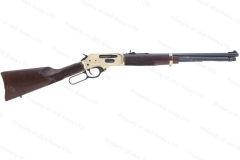 "Henry H024-3855 Lever Action Rifle, 38-55, 20"" Barrel, Blued, New."