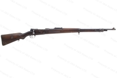 "German Gewehr 98 Mauser Bolt Action Rifle with Yugo Crest, 8x57, 29"" Barrel, C&R, Good, Used. #F"