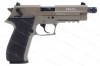 "GSG Firefly Semi Auto Pistol, 22LR, 4.75"" Threaded Barrel, Tan, New."