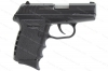 "SCCY CPX-2-CB Semi Auto Pistol, 9mm, 3"" Barrel, Black, 3 Dot Sights, Excellent, Used."