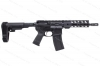 "Palmetto State Armory PA15 Semi Auto Pistol, 300 Blackout, 8.5"" Barrel, Black, New."