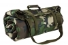 Shooting Mat, Padded Roll Up Design, By VISM, Woodland Camo. New