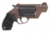 Taurus Judge Public Defender Poly Revolver, 45LC/410, Brown Frame, New.