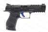 "Walther PPQ Q5 SF Semi Auto Pistol, 9mm, 5"" Barrel, Black, Steel Frame, New."