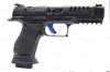 "Walther PPQ Q5 SF Pro Semi Auto Pistol, 9mm, 5"" Barrel, Black, Steel Frame, New."