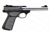 "Browning Buckmark Camper UFX Semi Auto Pistol, .22LR, 5.5"" Heavy Barrel, Stainless, Excellent, Used"