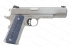 "Colt 1911 Government Competition Series 70 Semi Auto Pistol, 45ACP, 5"" Barrel, Stainless Steel, New."