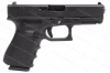 Glock 19 9mm Gen 3 Semi Auto Pistol, Black, USA Mfg, New.