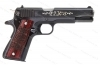 "Colt 1911 Gustave Young Engraver Series Semi Auto Pistol, 45ACP, 5"" Barrel, New."