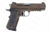"Sig Sauer 1911 Spartan Carry II Semi Auto Pistol, 45ACP, 4.2"" Barrel, Night Sights, Distressed Coyote Finish, New."