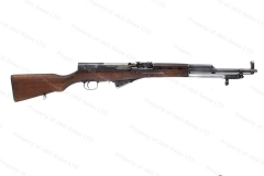 Chinese SKS Type 56 Semi Auto Rifle, 7.62x39, Factory 26 Surplus, Good Cond, Spike Bayo, C&R.