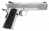 "Kimber Arctic Lightweight Semi Auto 1911 Style Pistol, 9mm, 5"" Match Barrel, Stainless, Alloy Frame, New."
