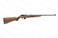 BRNO 581 Semi-Auto Rifle, 22LR, Blued, Checkered Wood Stock, C&R, G-VG, Used. #E
