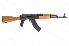 Romanian WASR AK-47 Style Semi Auto Rifle, 7.62x39, Wood Stock, New.