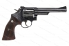 "Smith & Wesson 53 Revolver, 22 Jet, 6"" Barrel, Blue, VG, Used, S&W."