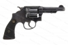 "Smith & Wesson M&P 1905 4th Change Revolver, 38 Special, 4"" Barrel, Smooth Trigger, Blue, C&R, Good, Used, S&W."
