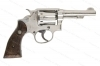 "Smith & Wesson 32-20 Hand Eject Revolver, 32-20 WCF, 4"" Barrel, Nickel, C&R, Fair, Used, S&W."