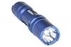 Nightstick MT230 Mini-Tac Pro EMT Flashlight, Blue Alloy, 60 Lumens, New.