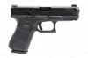 Glock 19M 9mm FBI Edition Semi Auto Pistol, Ameriglo Agent Night Sights, nDLC Finish, Black, New.