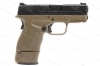 "Springfield Armory XDS9 Mod 2 Semi Auto Pistol, 9mm, 3.3"" Barrel, Fiber Optic Front Sight, FDE, New."
