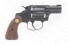 "Colt Cobra Revolver, 38 Special+P, 2"" Barrel, Matte Black DLC Finish, New."